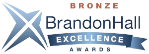 Brandon Hall Bronze Award 2015 - custom learning